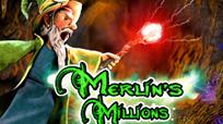 Игровой автомат Merlin's Millions